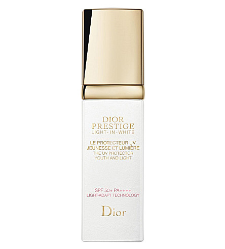 DIOR Prestige Light-in-White The UV Protector Youth and Light 30ml