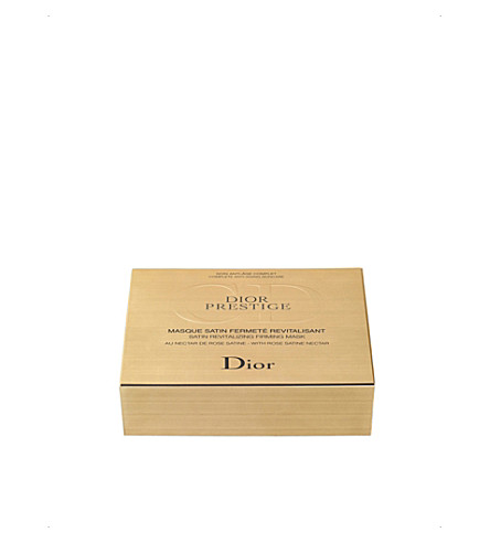 DIOR Exceptional Regenerating Firming Mask