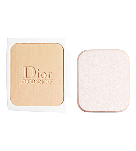 DIOR Diorsnow Compact Luminous Perfection Brightening Foundation Refill SPF 20 PA+++ (Ivory