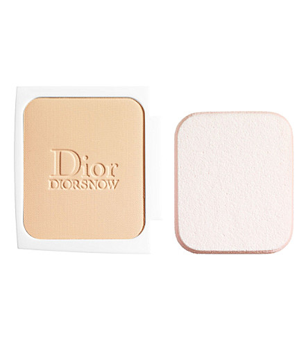 DIOR Diorsnow Compact Luminous Perfection Brightening Foundation Refill SPF 20 PA+++ (Light+beige