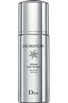 DIOR Diorsnow Gel Mask Anti-Spot serum