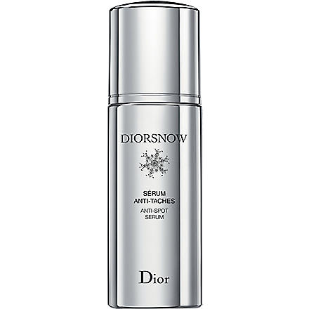 DIOR Diorsnow Gel Mask Anti-Spot serum