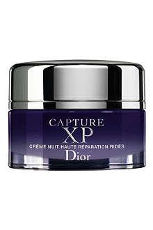 DIOR Capture XP Ultimate Wrinkle Correction night crème