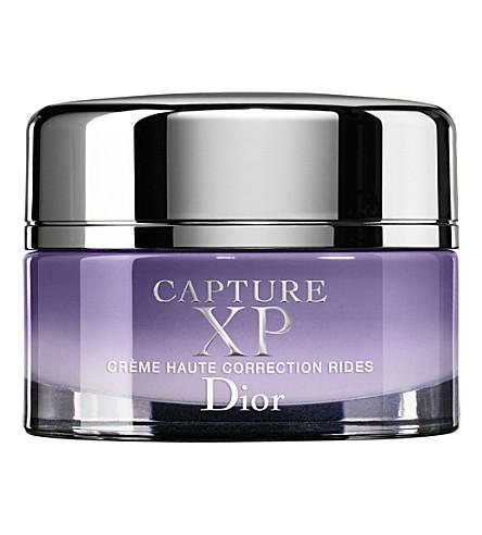 DIOR Capture XP Ultimate Wrinkle Correction crème – dry skin