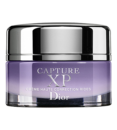 DIOR Capture XP Ultimate Wrinkle Correction crème – normal to combination skin