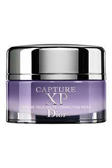 DIOR Capture XP Ultimate Wrinkle Correction eye crème