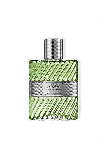 DIOR Eau Sauvage after–shave lotion