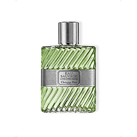 DIOR Eau Sauvage after–shave lotion spray