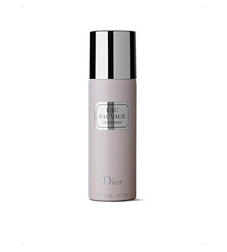 DIOR Eau Sauvage spray deodorant