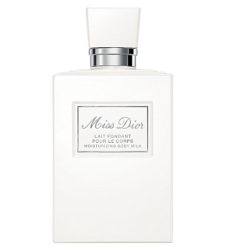 DIOR Miss Dior moisturising body milk 200ml