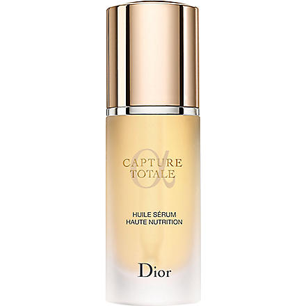 DIOR Capture Totale nurturing oil-serum 30ml
