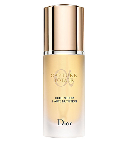 dior capture totale nurturing oil serum 30ml. Black Bedroom Furniture Sets. Home Design Ideas