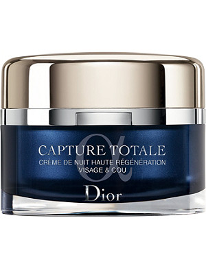 DIOR Capture Totale Intensive Restorative Night Creme face and neck - refill