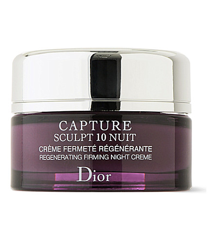 DIOR Capture Sculpt 10 night crème 50ml