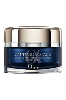 DIOR Capture Totale Intensive Restorative Night Crème face and neck