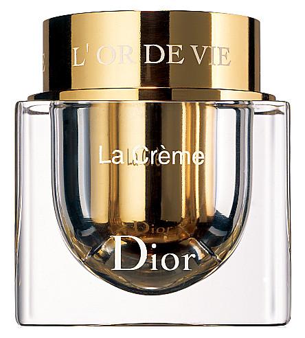 DIOR L'Or De Vie La Crème refillable