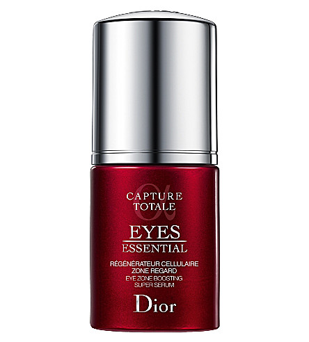 DIOR Capture Totale Eyes Essential eye zone boosting serum 15ml