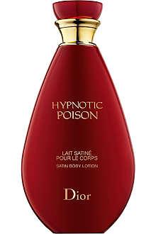 DIOR Hypnotic Poison body lotion 200ml