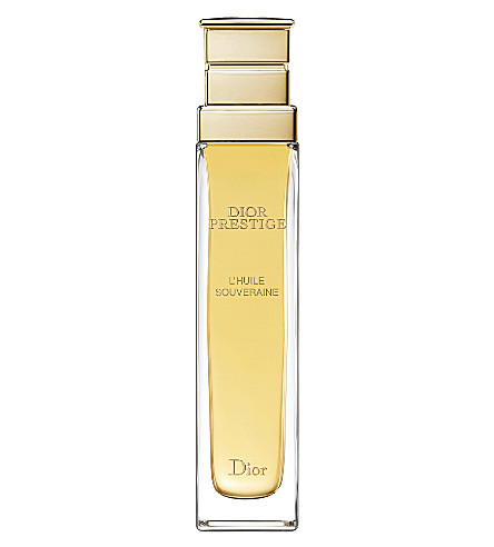 DIOR Prestige huile souveraine replenishing oil serum