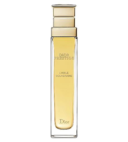 DIOR Prestige huile souveraine replenishing oil serum