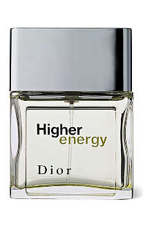 DIOR Higher Energy eau de toilette 50ml