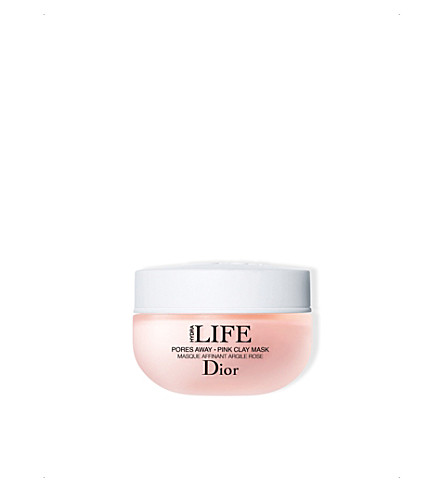 DIOR Pores Away Pink Clay Mask 50ml
