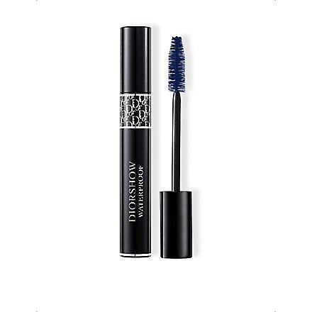 DIOR Diorshow waterproof mascara (Azure blue