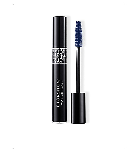 DIOR Diorshow 防水睫毛膏 11.5毫升 (天蓝色 + 蓝色