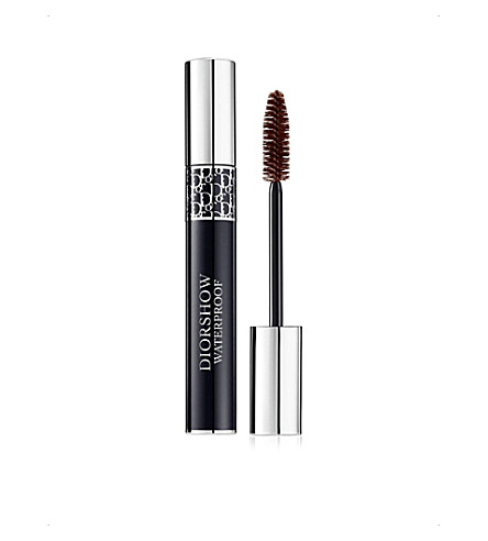 DIOR Diorshow waterproof mascara (Chestnut