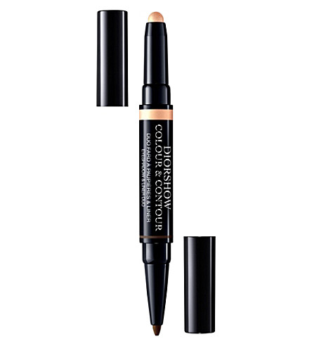 DIOR Diorshow eyeshadow and liner duo (Shellbronze