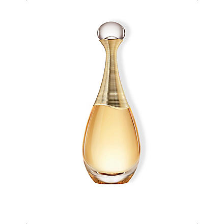DIOR J'adore eau de parfum spray 100ml
