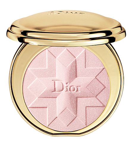 DIOR Diorific illuminating pressed powder (Pink shock