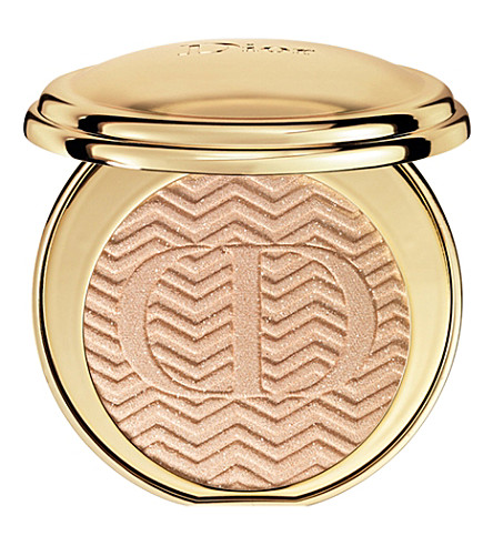 DIOR Diorific State of Gold Compact Powder (Luxurious+beige