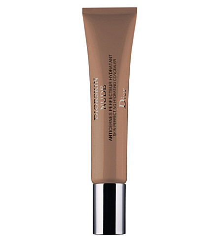 DIOR Diorskin Nude® skin perfecting hydrating concealer (005+mocha