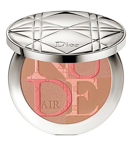 DIOR Diorskin Nude Air Glow Powder (Warm light