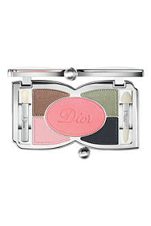 DIOR Trianon make-up palette for glowing eyes and a fresh complexion
