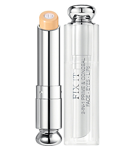 DIOR Fix It concealer (001+light