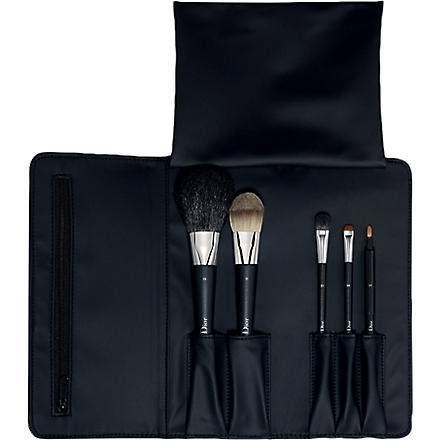 DIOR Backstage brush set