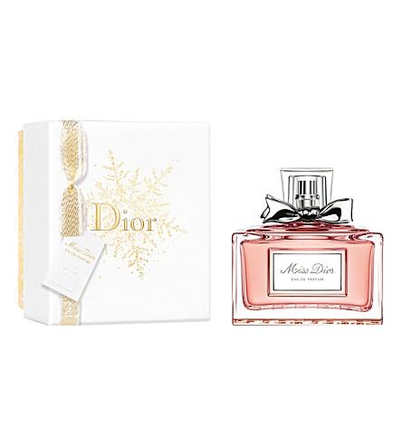 DIOR Miss Dior eau de parfum gift box