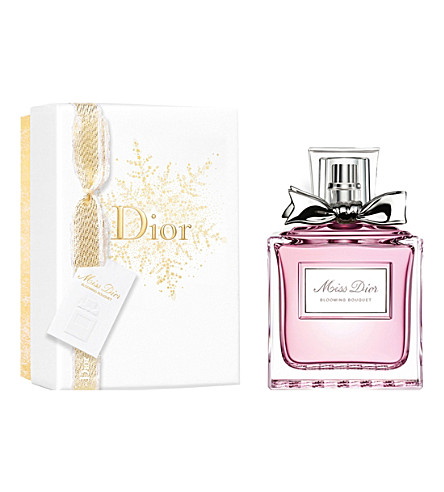 DIOR Miss Dior Blooming Bouquet eau de toilette gift box
