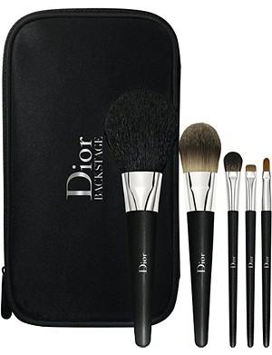 DIOR Travel Brush Set