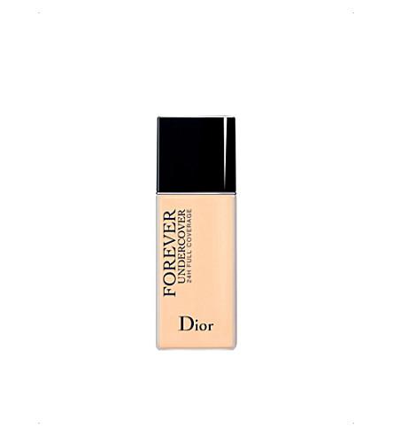 DIOR Diorskin Forever Undercover foundation 40ml (011