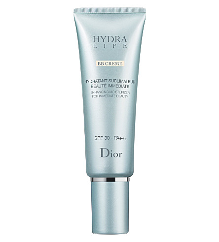 DIOR Hydra Life BB cream SPF 30 50ml (Golden+peach