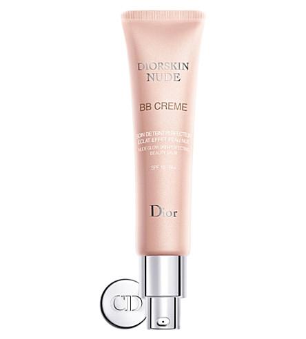 DIOR Diorskin Nude BB creme SPF 10 (025