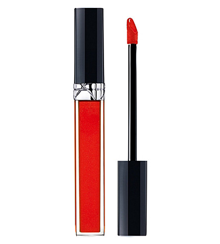 DIOR Rouge Dior Brillant balm gloss (Red smile