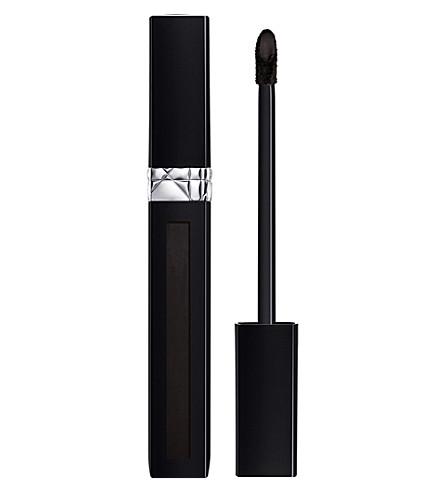 DIOR Rouge Liquid Lipstick (Blck+matte