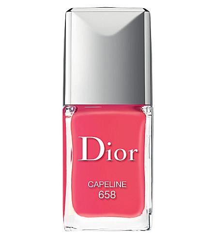 DIOR Vernis nail polish (Capeline