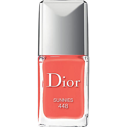 DIOR Vernis nail polish (Sunnies