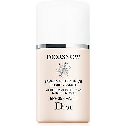 DIOR White reveal perfecting makeup UV Base SPF 50 PA +++ (Beige
