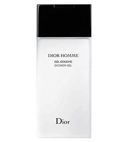 DIOR Dior Homme shower gel 200ml
